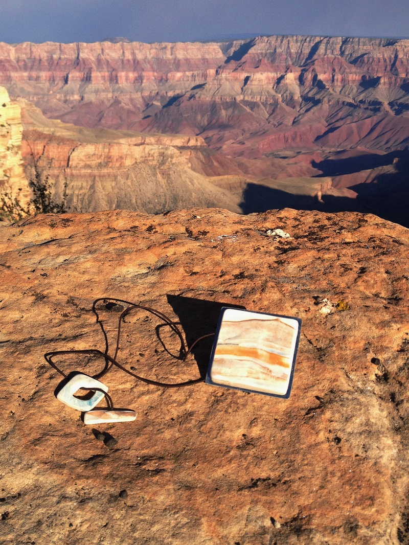 collana-necklace Grand Canyon North Rim