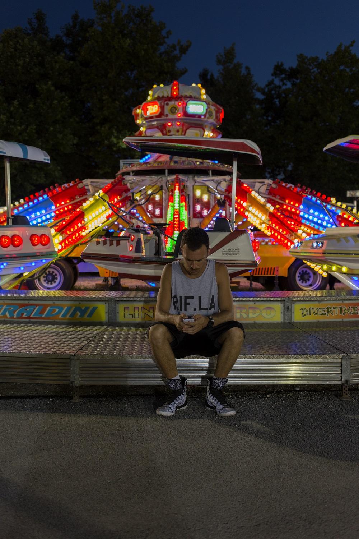 8.Luna park