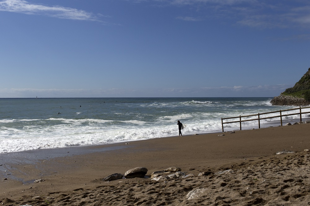 Biarrits spiaggia