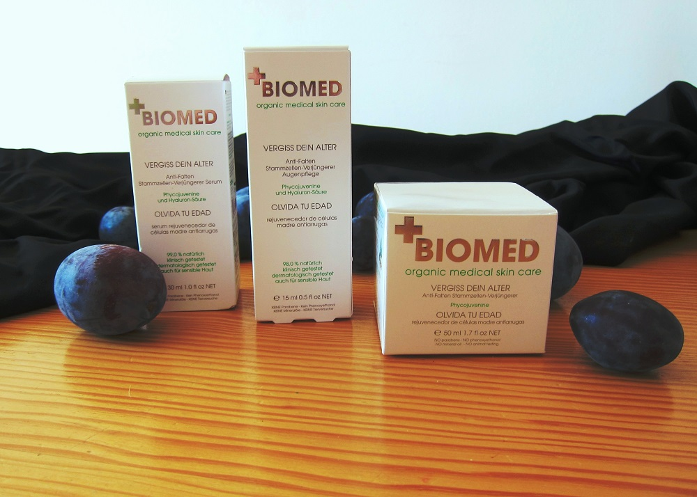 Biomed Forget Your Age The Facial Care For Your Winter