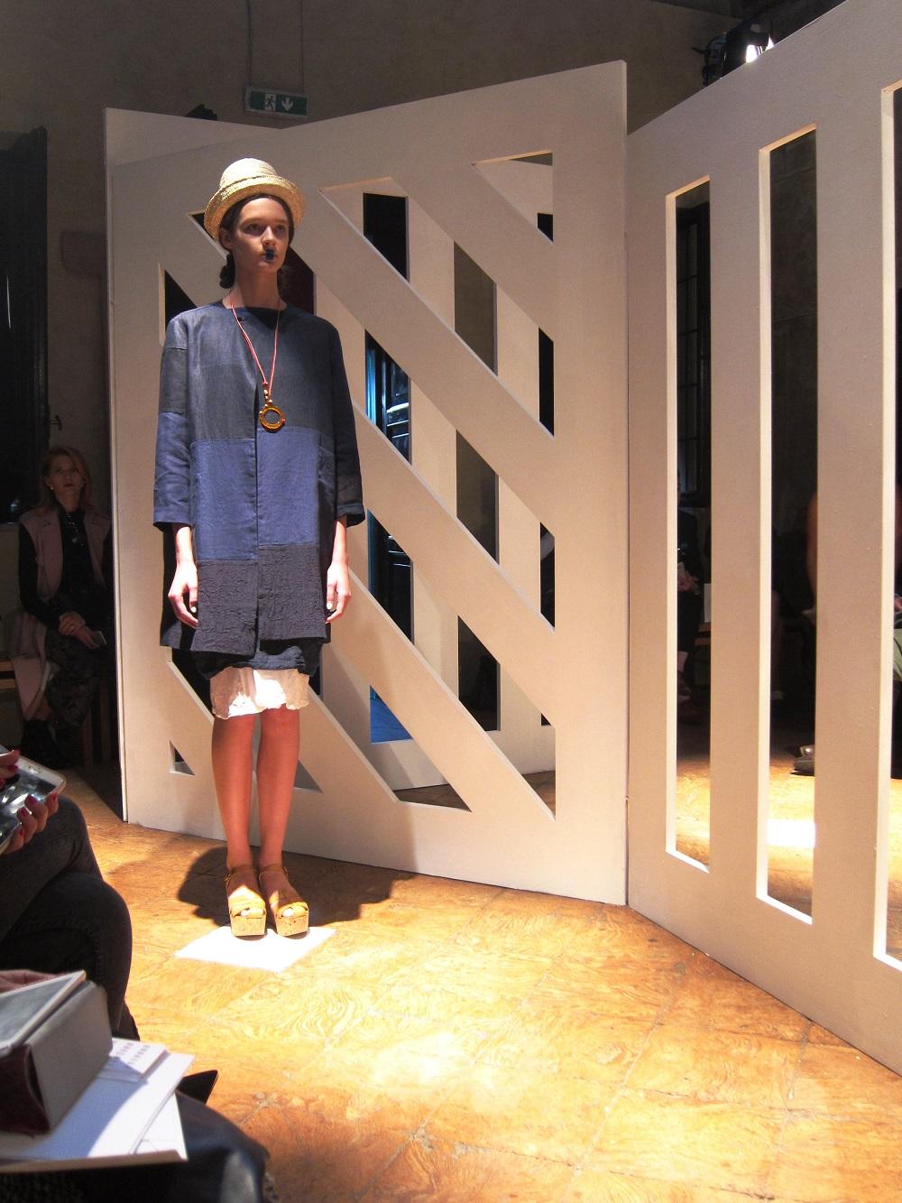 daniela gregis summer 2016 milan fashion show