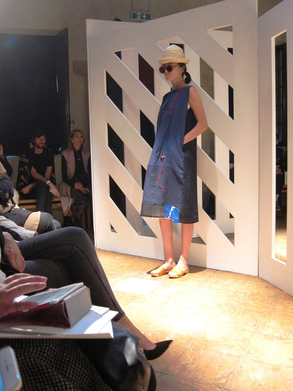 daniela gregis summer 2016 milano fashion show