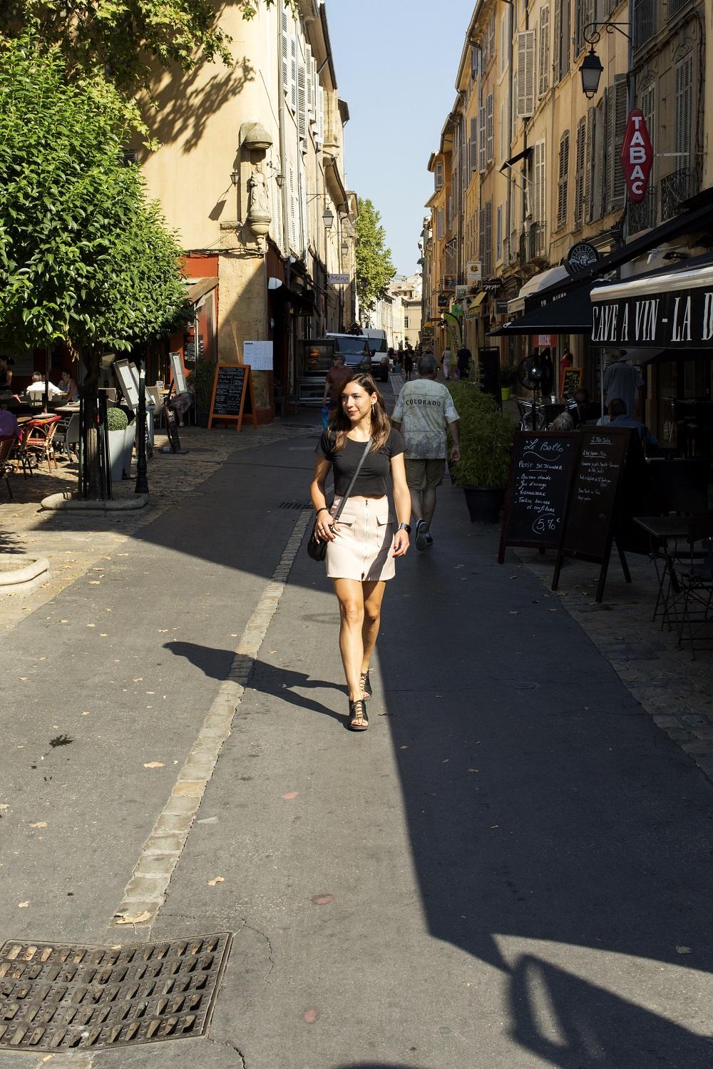 uno street look per tutti i giorni