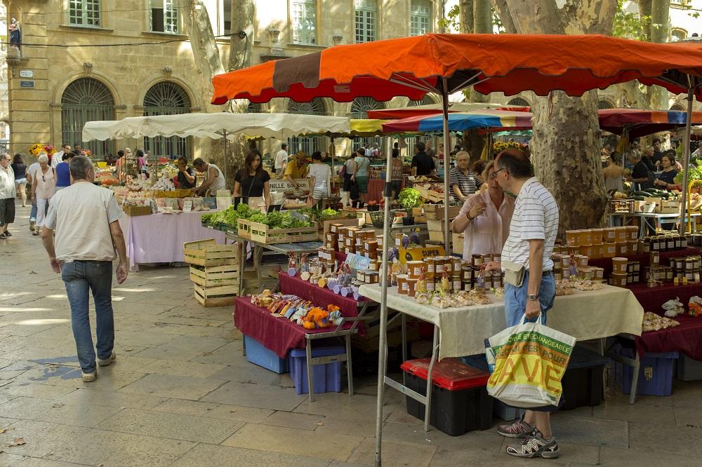 street look per andare al mercato