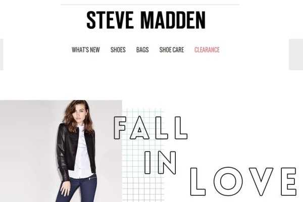 Steve Madden coupons 15
