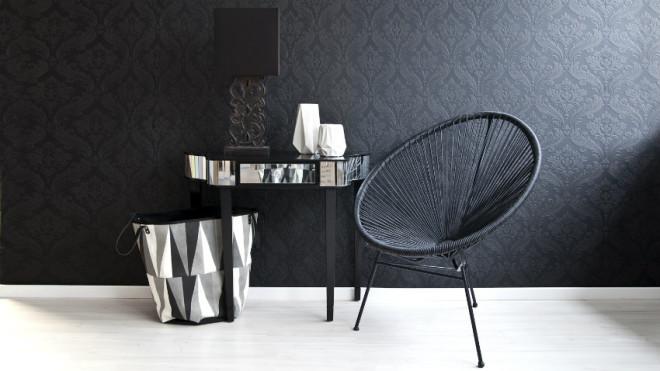 Design trend nero opaco