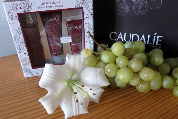 Caudalie Parfume Christmas box