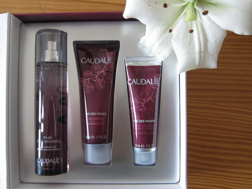 Caudalie Parfume gift box