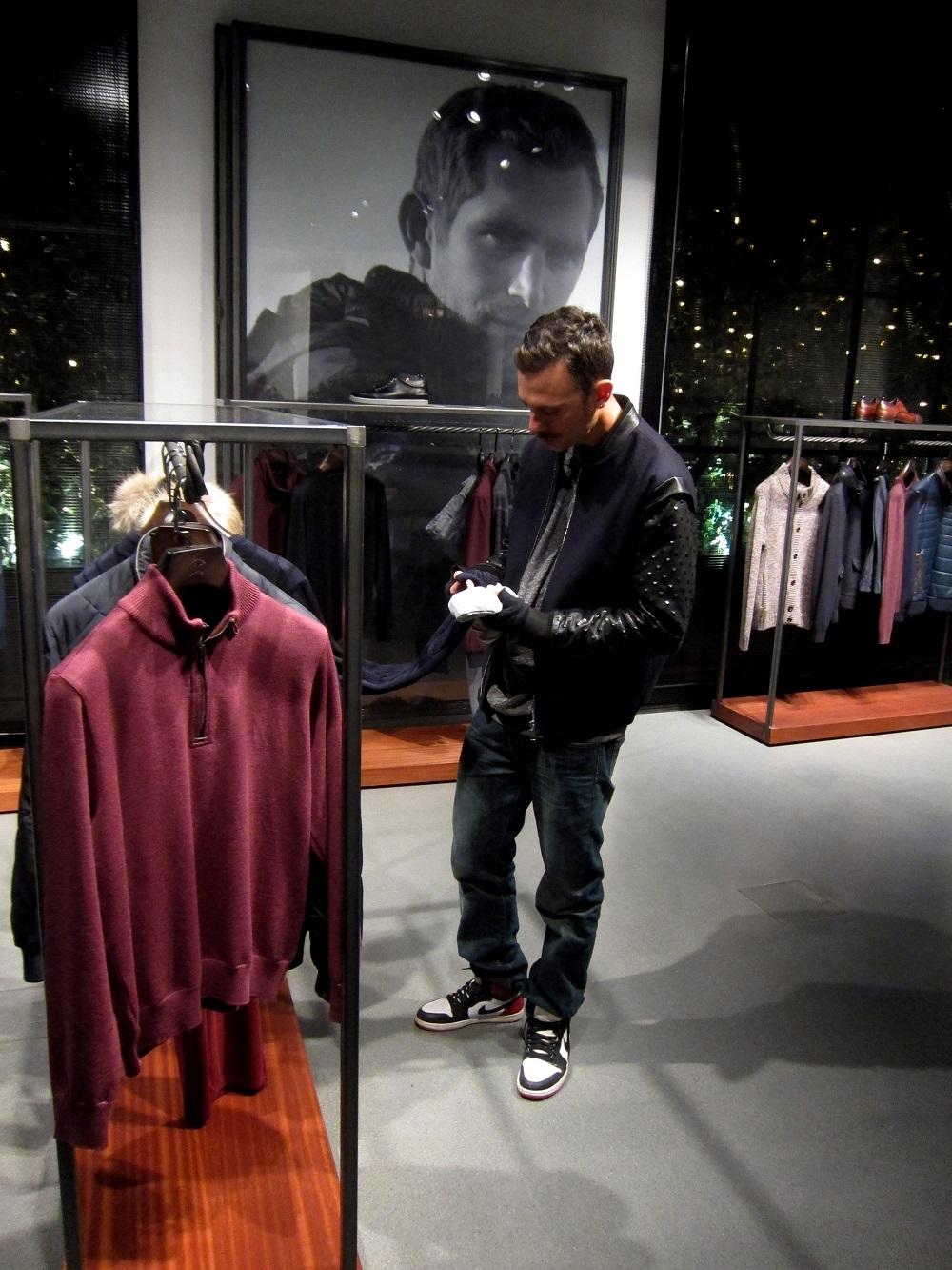 Milano Fashion week man 2016