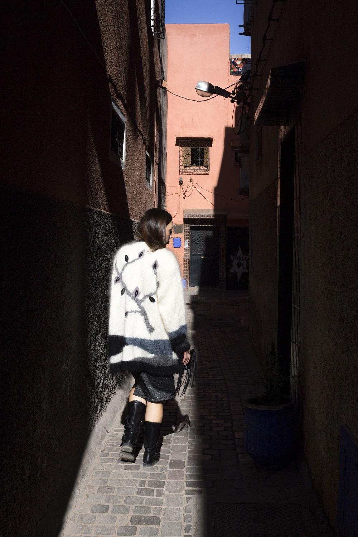 Walking-in-Marrakech