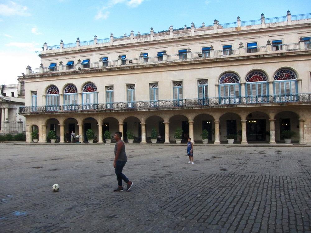 Havana_piazza