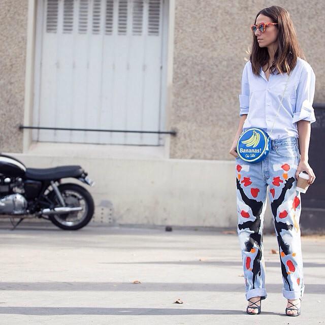 Mirco Gaspari: Street style d'alta moda