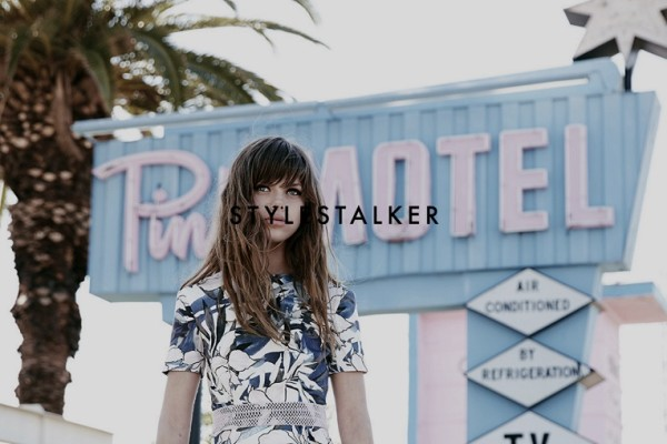 STYLESTALKER COLLECTION SUMMER 2016