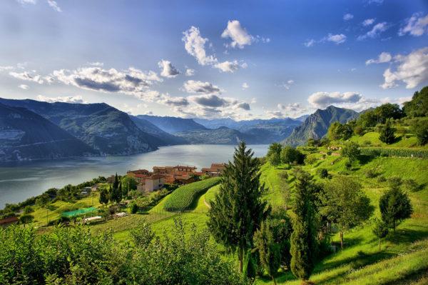Monte Isola: la più grande isola Lacustre d'Europa