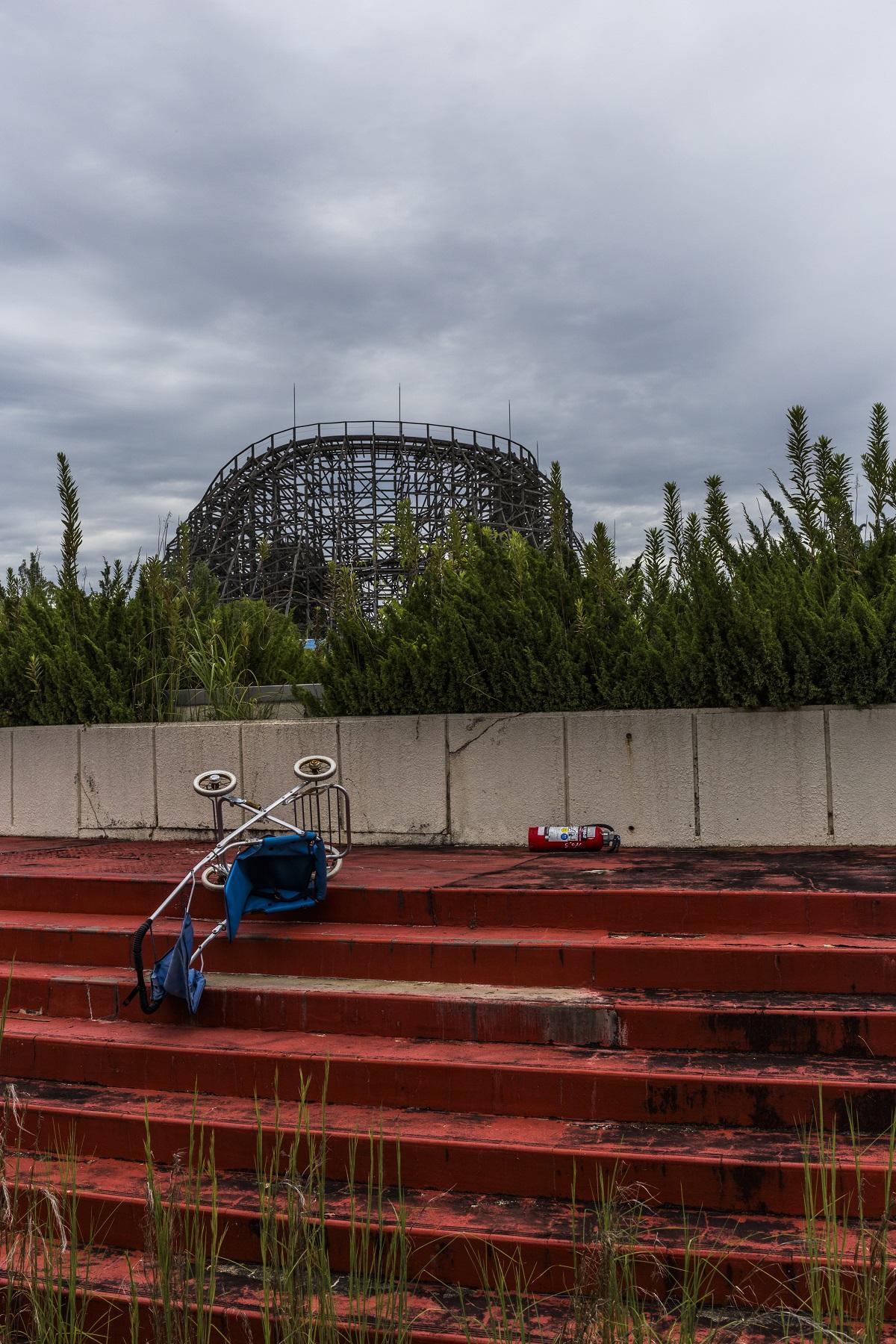 Si può considerare il simbolo del consumismo Giapponese, Nara Dreamland è il parco giochi abbandonato più grande al mondo.Qui il nostro reportage
