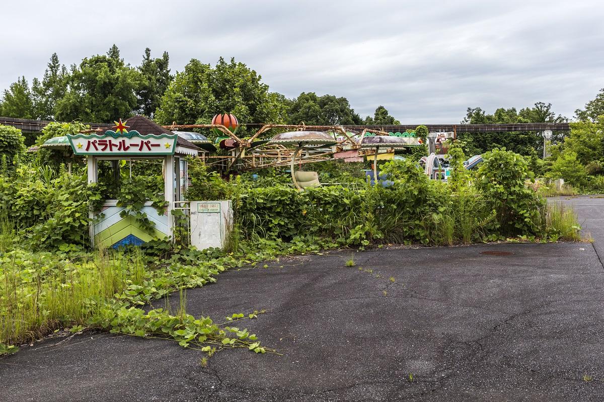 Si può considerare il simbolo del consumismo Giapponese, Nara Dreamland è il parco giochi abbandonato più grande al mondo.Qui il nostro reportage #naradreamland