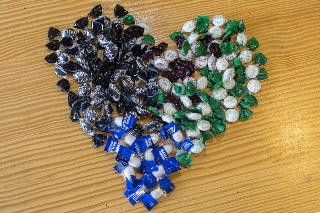 Saila: le caramelle di sempre (ma ancora più buone!!) Scoprite le novità del gusto #sailaitalia #confetto #jelly #liquirizia