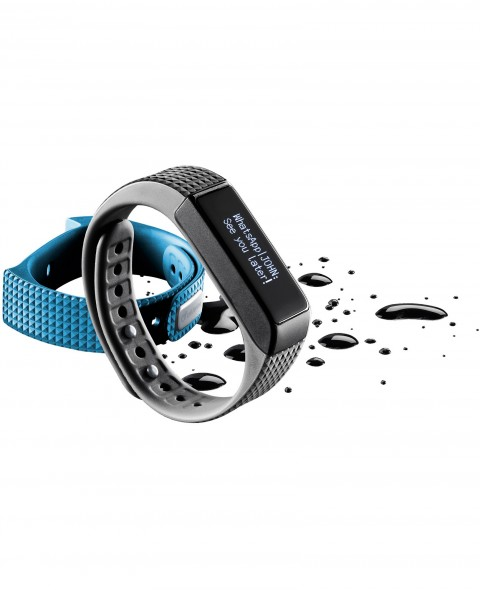EASY FIT HR - UNIVERSALE Fitness Tracker touch screen con rilevamento del battito cardiaco