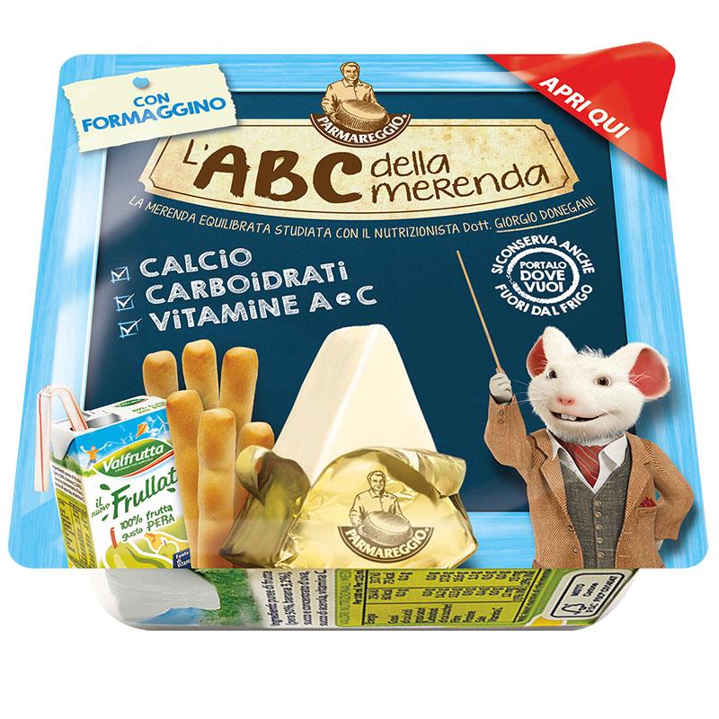 I preziosi consigli di Parmareggio per uno spuntino sano e nutriente: scoprite l'ABC della merenda!