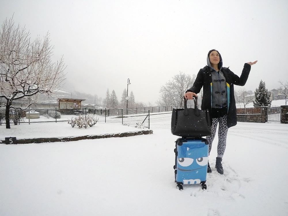 Avete visto quanto è carina la mia valigia personalizzata?? L'ho ordinata su Mobilnnov.it: qui potrete personalizzare tutto ciò che volete!