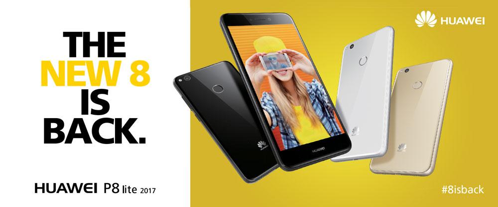 Quanto ti piace Huawei P8 lite? Perchè più lo ami più aumenti le possibilità di vincerlo!