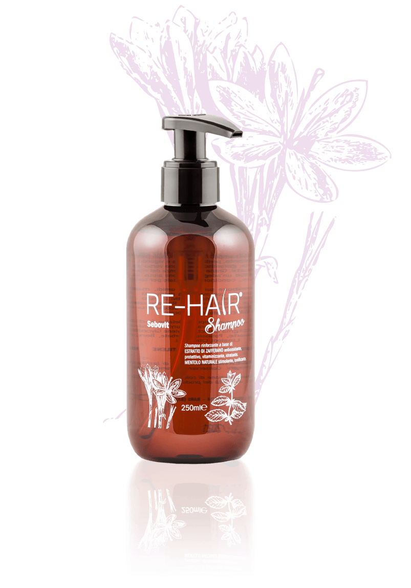 lo shampoo re-hair