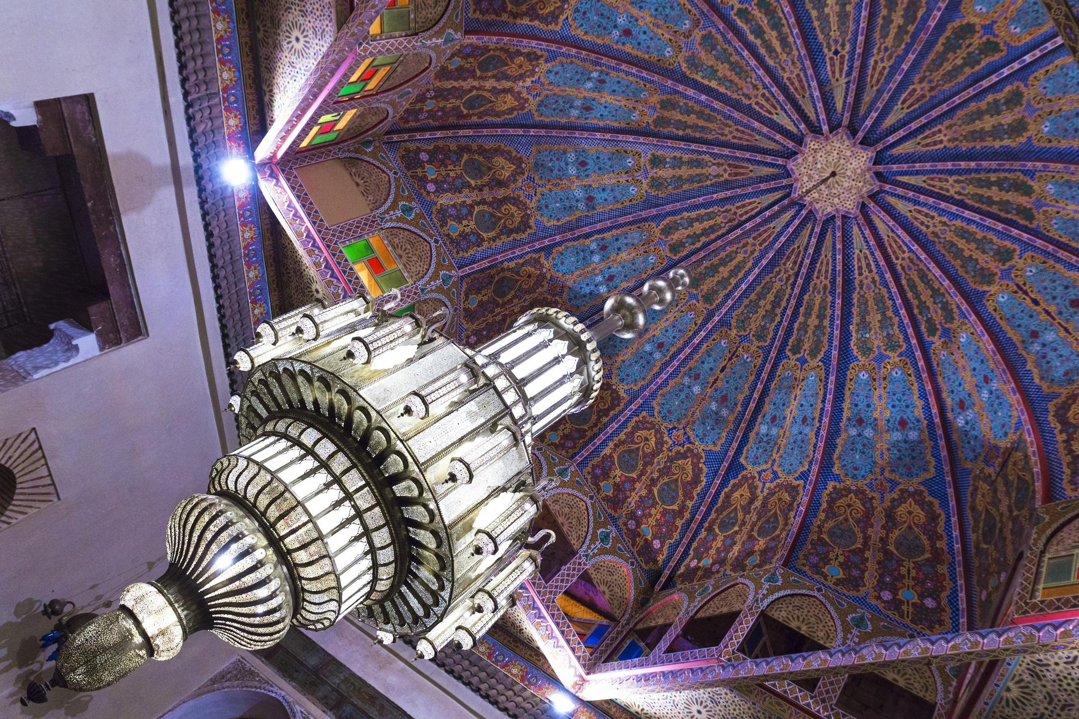 cupola Marrakech-MENO-VIOLA