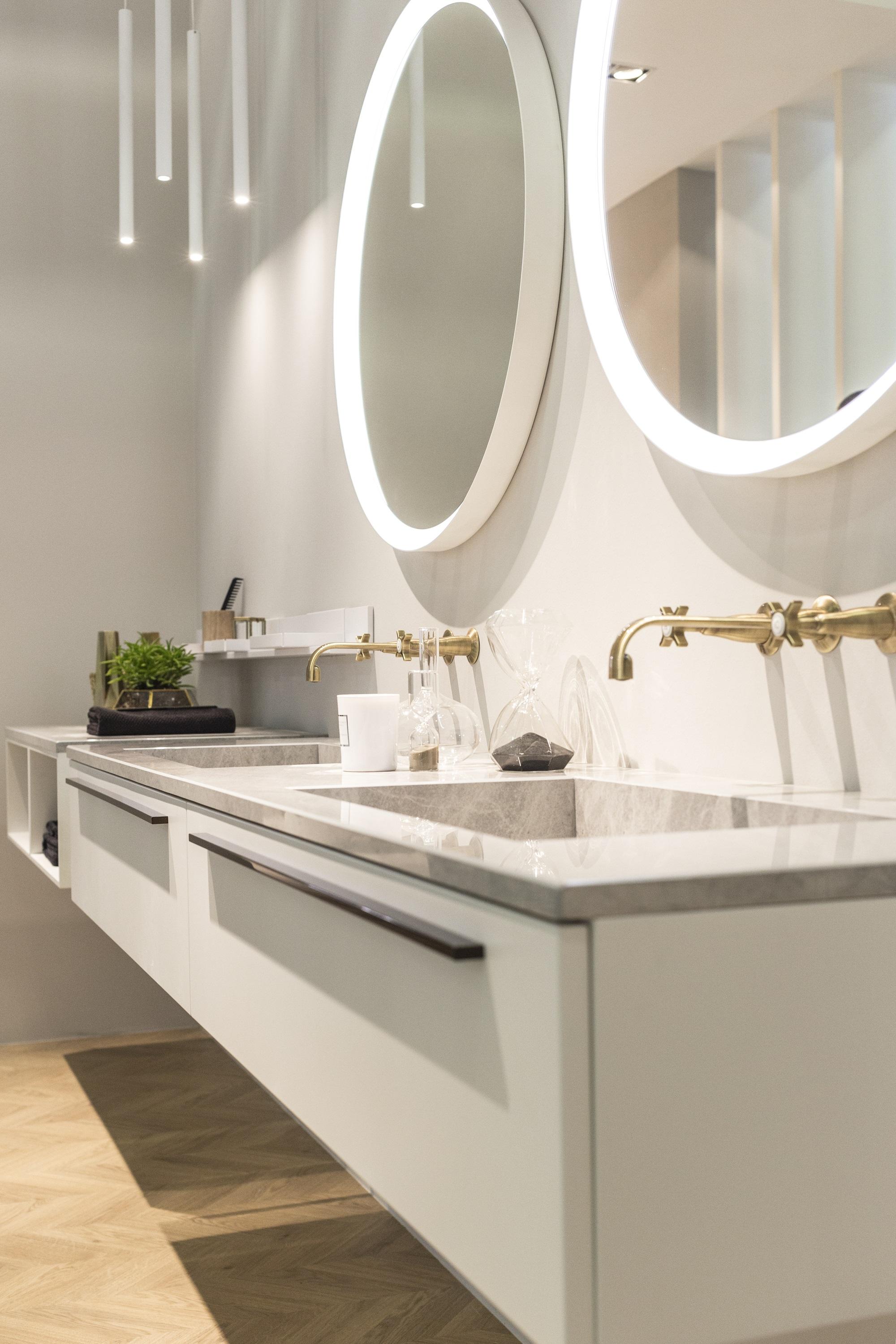 Come Arredare Il Bagno Con Scavolini : Cersaie il bagno delle nostre case è firmato