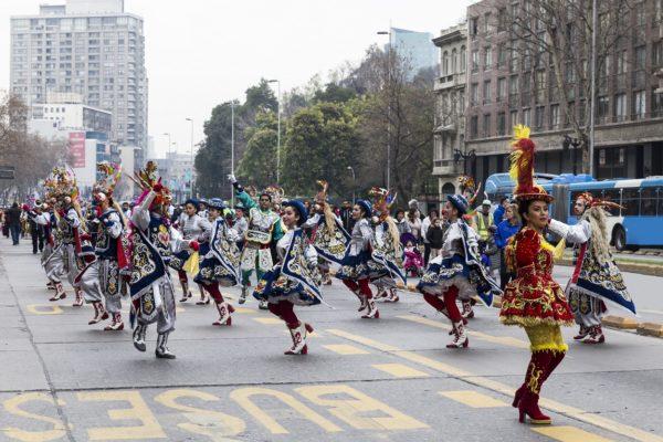 Santiago del Cile: il fascino del moderno folklore nel cuore del sud america