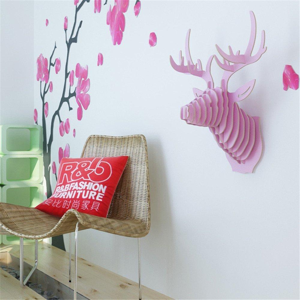 Ma non ti sembra un po' vuota quella parete? Cosa ci metto, un quadro? Ma no! Segui la nuova tendenza design 2018, scegli i trofei da parete!