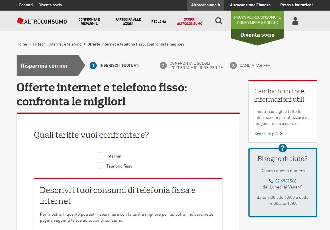 tariffe internet convenienti