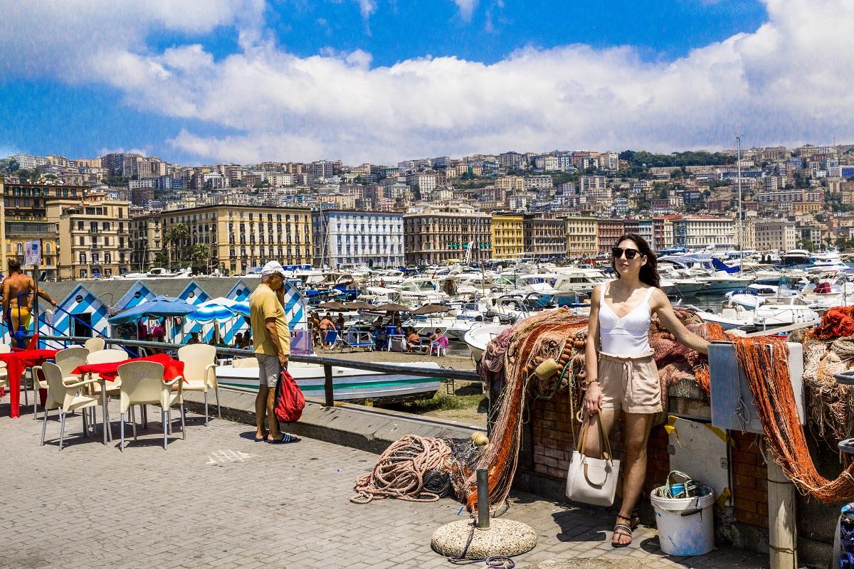 Napoli margellina