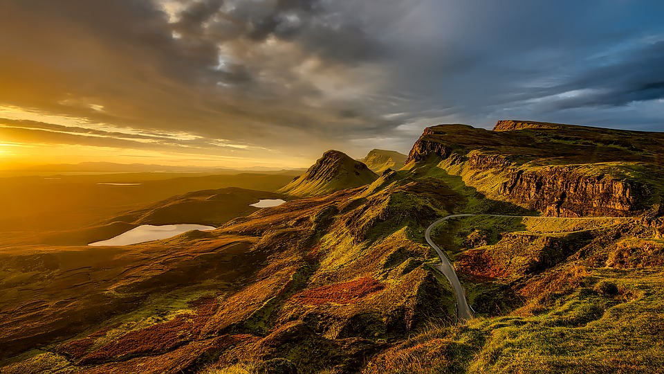 La magia dei colori in Scozia