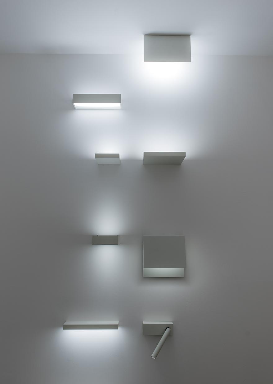 Arredare con la luce lampade e lampadari di design for Arredare con la luce