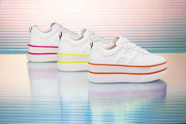 Sneakers moda donna Hogan 2019