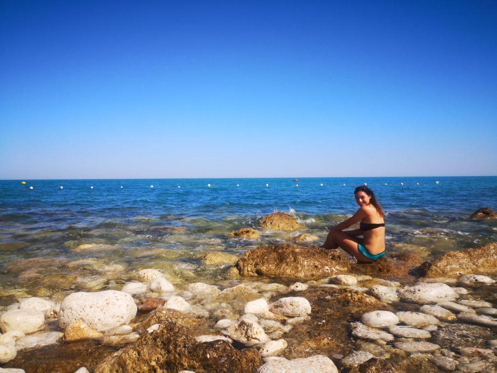 spiaggia di mattinata Gargano